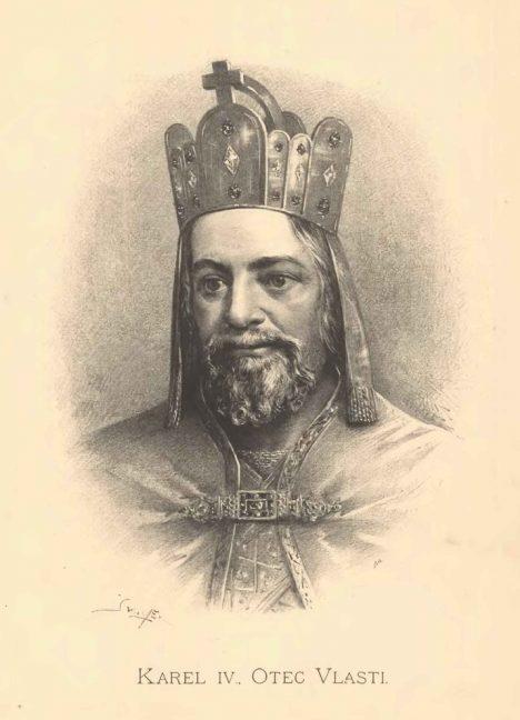 Karelv IV. chce, aby se na drahocenný klenot mohla podívat i široká veřejnost.