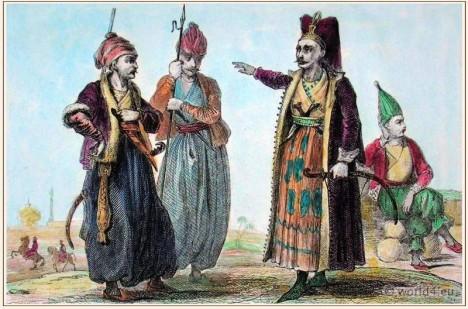 Janičáři se postupně stanou vlivnou politickou silou v říši a dokonce svrhnou několik sultánů.