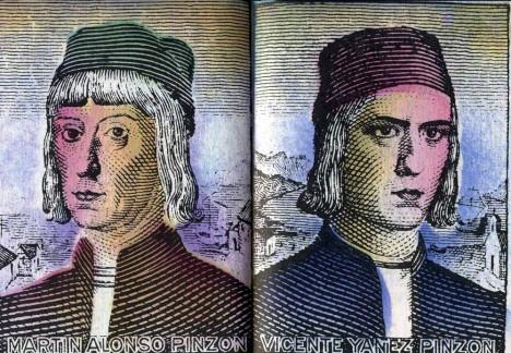 Janovský mořeplavec Kryštof Kolumbus a jeho námořníci přivezou do Čech neznámou nemoc.