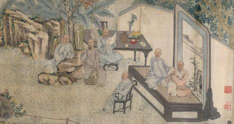 Japonský čajový obřad provázejí velmi přísná pravidla.