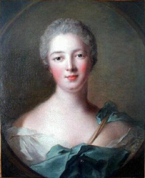 Jeanne-Antoinette Poisson, markýza de Pompadour, vítá vévodu de Richelieu doma. Nejspíš i ona ochutnala novou omáčku.