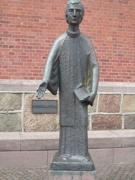 Jindřich Totting z Oyty obviní kněze Vojtěcha z kačířství.
