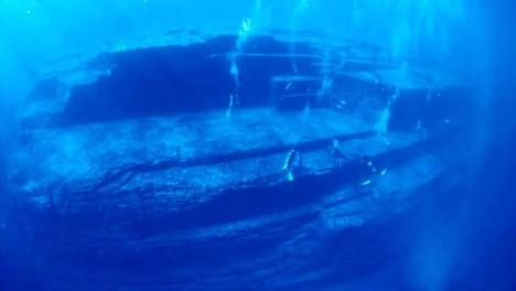 Jonagunský podmořský výtvor byl objeven teprve v roce 1987