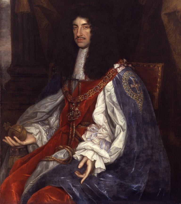 Karel II. Stuart patřil k největším svůdníkům.