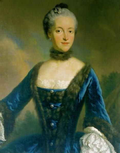 Ke své druhé ženě Marii Josefě Bavorské císař nijak nepřilne.
