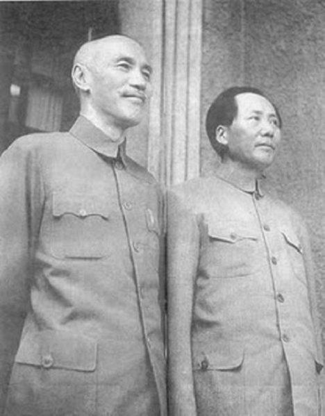 Krátce po druhé světové válce se oba sokové ještě jednou pokusí uzavřít mír. Zbytečně.