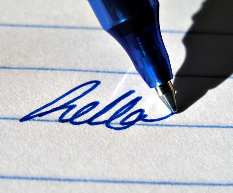 Kuličková pera dokážou zvýšit komfort psaní.