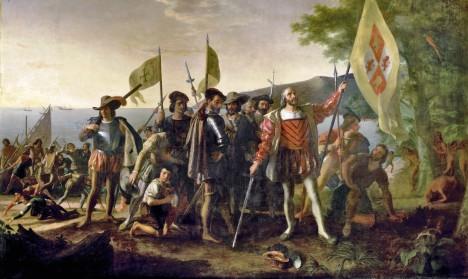 Prvním Evropanem, který se setkal s čokoládou, byl slavný španělský mořeplavec Kryštof Kolumbus v roce 1502.