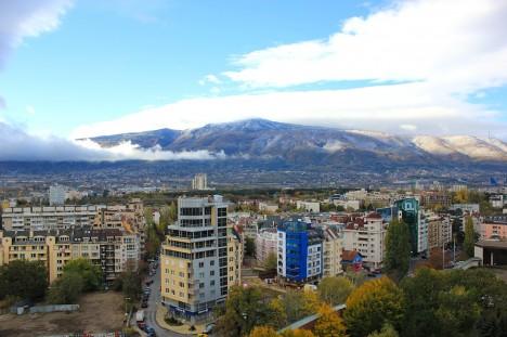 Nejšpinavějším evropským vcelkoměstem je bulharská metropole Sofie