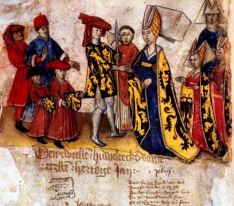 Nejpravděpodobnějším kandidátem na historického Gambrina je středověký brabantský vévoda Jan I.