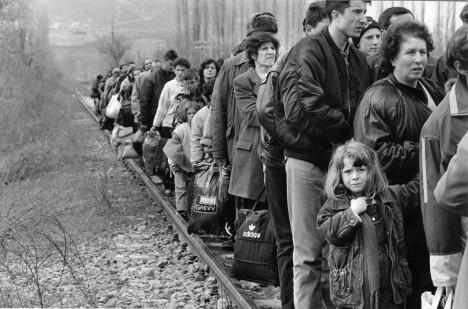 Nejrozsáhlejší migraci v dějinách, co do počtu uprchlíků, má na svědomí druhá světová válka.