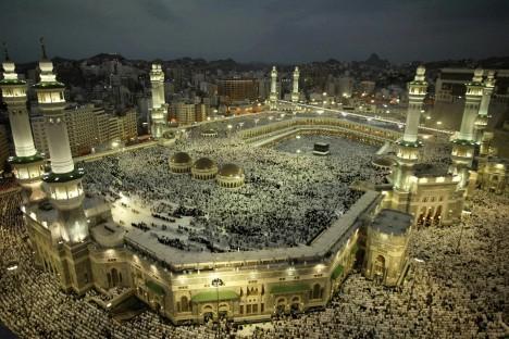 Nemuslimové mají vstup do města odnepaměti zapovězený.