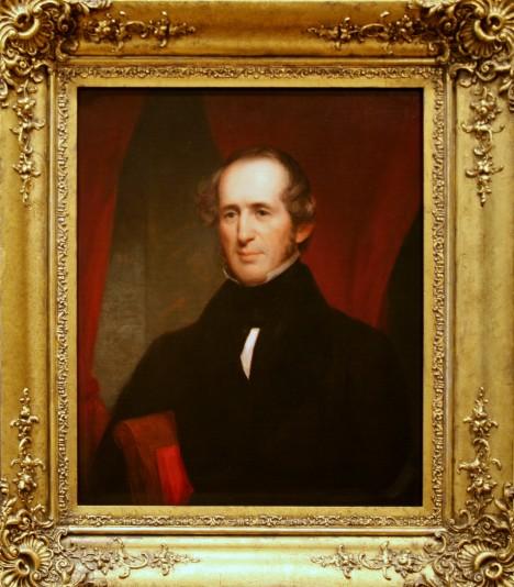 Nespokojeným hostem měl být údajně sám král železnic Cornelius Vanderbilt. Nic to ale nedokazuje.