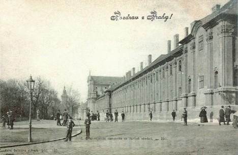Přestavba Ústavu šlechtičen byla velkorysá, nová nemocnice měla 300 lůžek.