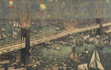Při slavnostním otevření mostu vypukne panika a zemře několik lidí.