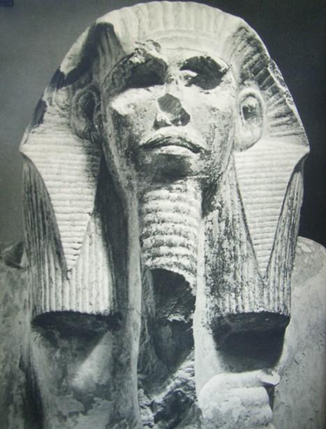 Panovník Džoser byl zakladatelem 3. dynastie staroegyptských faraonů.