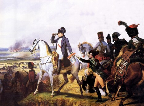 Po porážce Napoleona I. Bonaparta (na obr.) si Radecký myslí, že může jít do důchodu. Mylně.