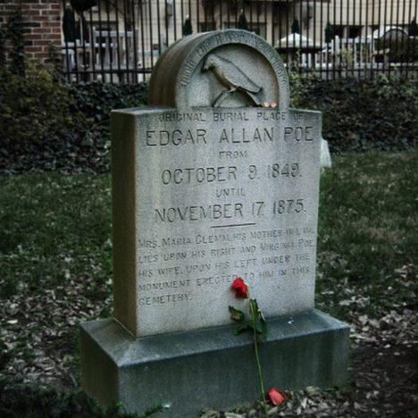 Poeův hrob