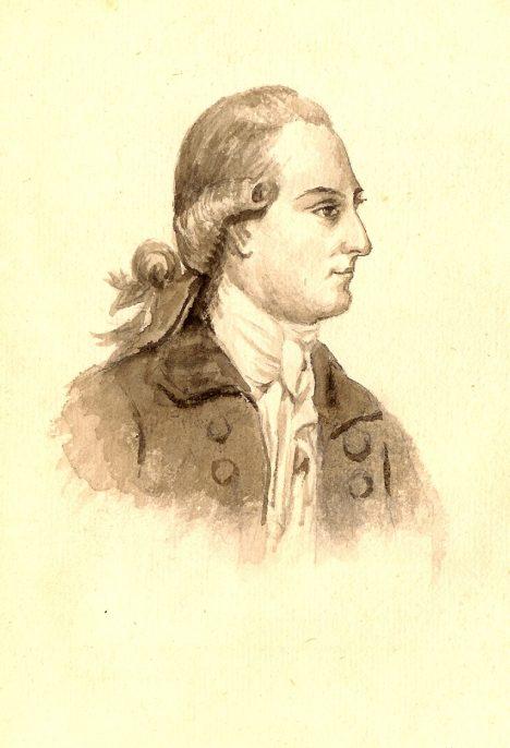 Poklidnému popíjení kávy u stolků neodolá ani německý básník Johann Wolfgang Goethe.