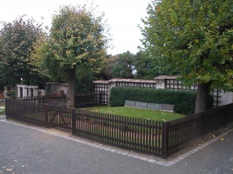 Prezident najde místo posledního odpočinku v milovaném  parku v Lánech.