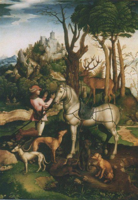 Psi se stávají věrnými společníky člověka a pomáhají mu při lovu.