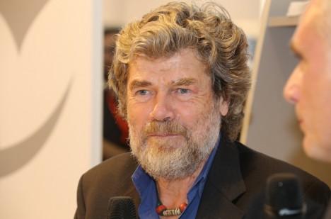 Reinhold Messner je dnes živoucí legendou.