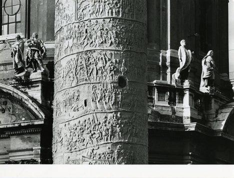 Reliéfy na Trajánově sloupu tvoří možná vůbec první komiks.