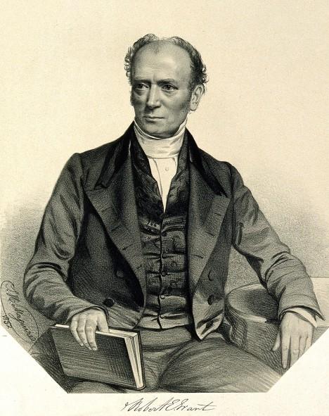 Robert Edmund Grant svými evolučními teoriemi mladého Darwina nadchne.