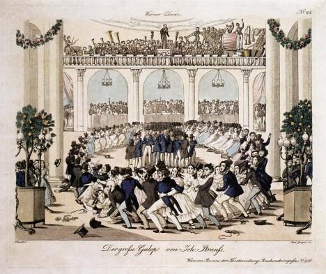 Rytmus Straussova kvapíku přinutí vstát celý sál ze sedadel.