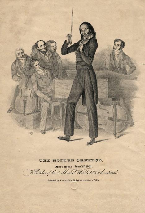 Slavný houslista rozhodně není žádný krasavec. Přesto přitahuje ženy.