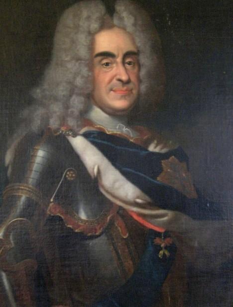 Vysoký a statný polský král August II. slaví u žen obrovské úspěchy.