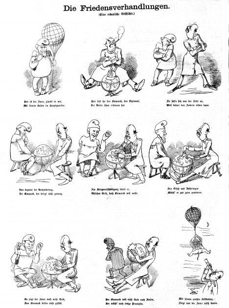 Talent pro kreslení vtipných komiksů patří jedno z mnoha nadání Karla Klíče.