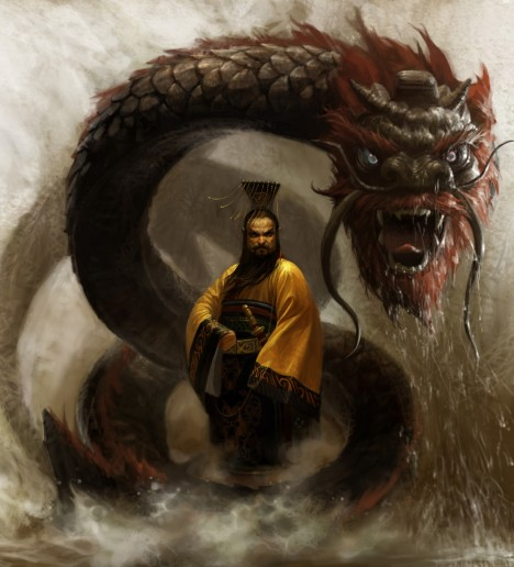 Touha po nesmrtelnosti se prvnímu čínskému císaři stane osudnou.