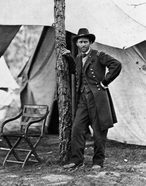 Ulysses Grant nemá dobrou pověst, jako vrchní velitel armády Severu se však osvědčí.