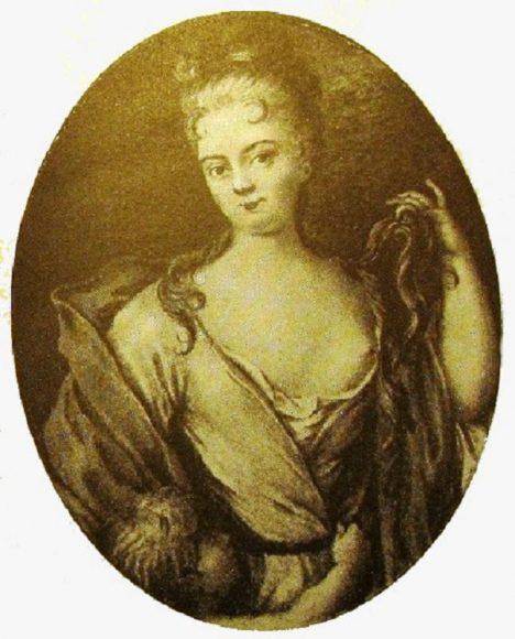 Z Alžběty Heleny von Viereggové udělá panovník svoji milenku.