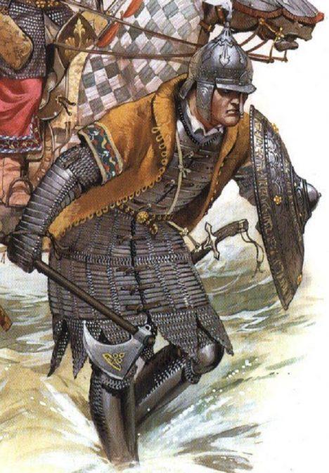 Z vojáků bojujících s Turky se snadno stanou bandité.