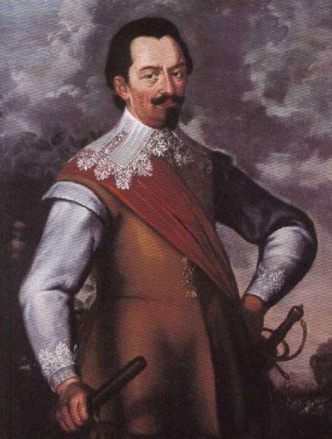 Albrecht z Valdštejna si najde svého dvorního dodavatele kůží na boty.