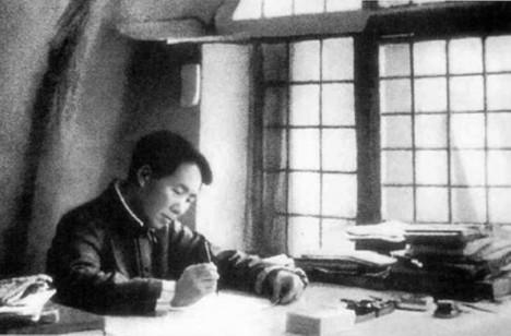 Mao v roce 1938.