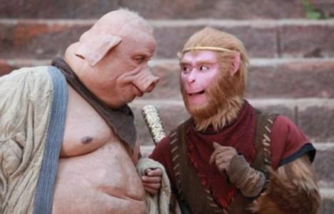 Opice se setkala prasetem a vznikl člověk. Vědecká obec proti této teorii hlasitě protestuje.