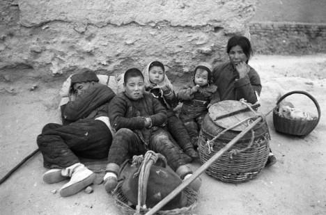 Hladomor způsobený vládou Mao Ce-tunga zabil až 30 milionů lidí.