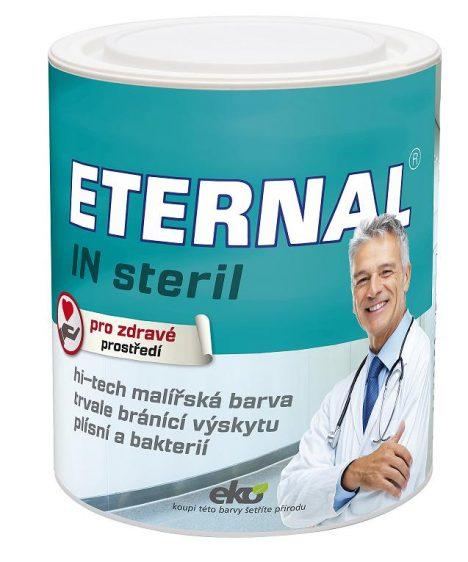 Eteranl IN steril je vhodný i pro vlhké místnosti.