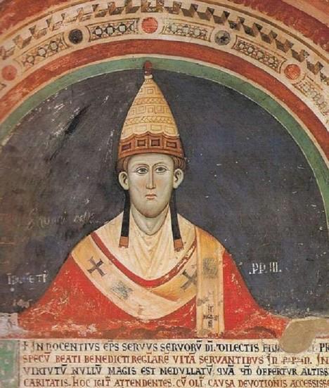 Papež Inocenc III. vyhlásí proti katarům křížovou výpravu.