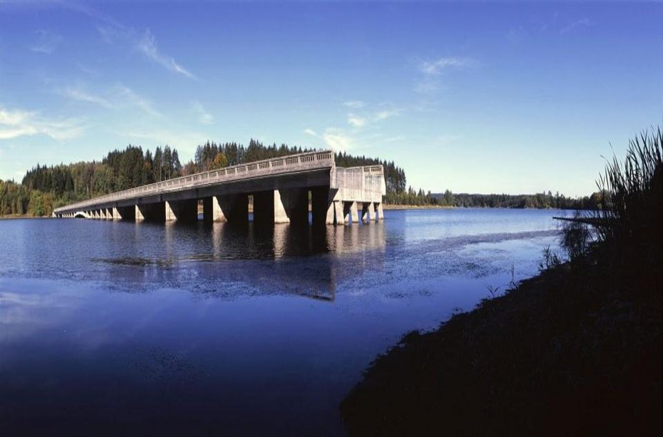 Most, který nikdy nevznikl