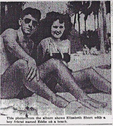 na plazi s Eddiem