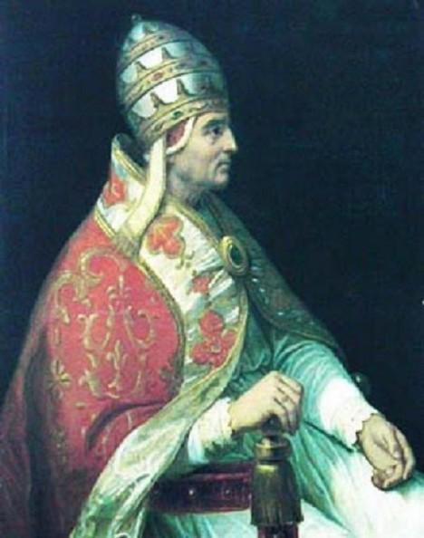 Od papeže Urbana V. si Karel IV. vyslechne nepříjemné poznámky na téma svého oblékání.