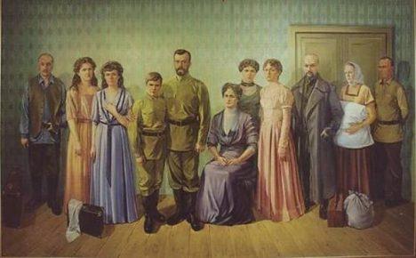 rodina a služebnictvo