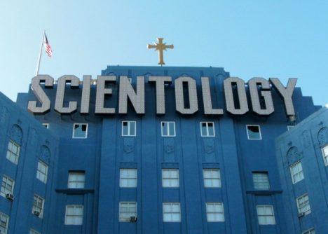 scientologové