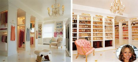 shoe-cabinets-the-stars-mariah-carey-walk-in-wardrobe