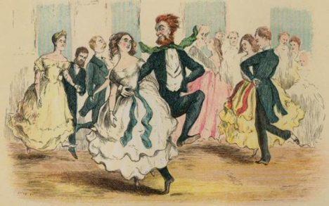 Český tanec pojmenovaný na počest Poláků.