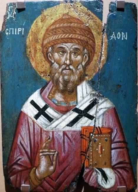 svatý Spyridon